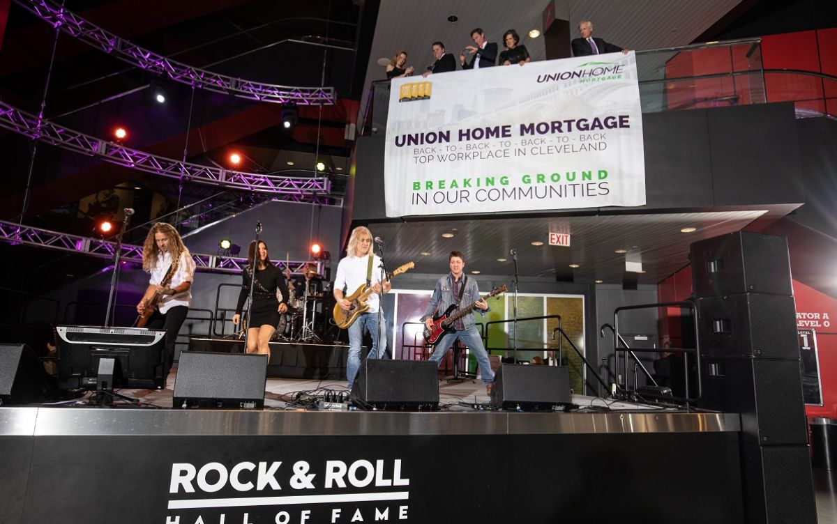 Union Home Mortgage Foundation Events